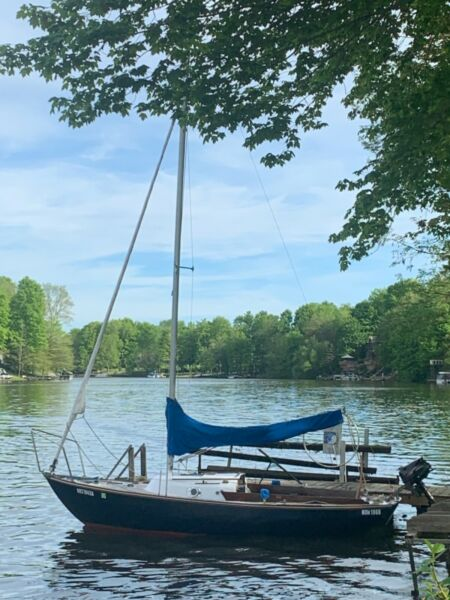 1975 Cape Dory Typhoon with trailer $5990.00