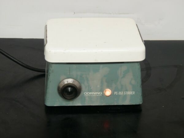 Corning Stirrer PC 353 Tested and Works
