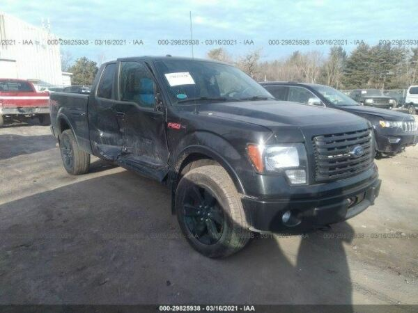 Chassis ECM Transfer Case Under Heater Box Fits 12 14 FORD F150 PICKUP 424534 $104.99