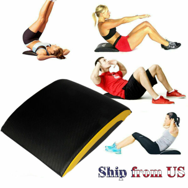 Ab Pad Mat Core Abdominal Exercise Trainer For Fitness Cross Sit Up Training $18.99