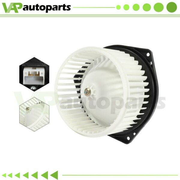 HVAC Heater Blower Motor with Fan Cage for Honda Accord 2003 07 04 08 Acura TL $37.39