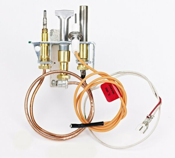 1819 001 4SHR 44 Gas Pilot Includes 18quot; Thermocouple amp; 18quot; Thermopile Robertshaw $55.00