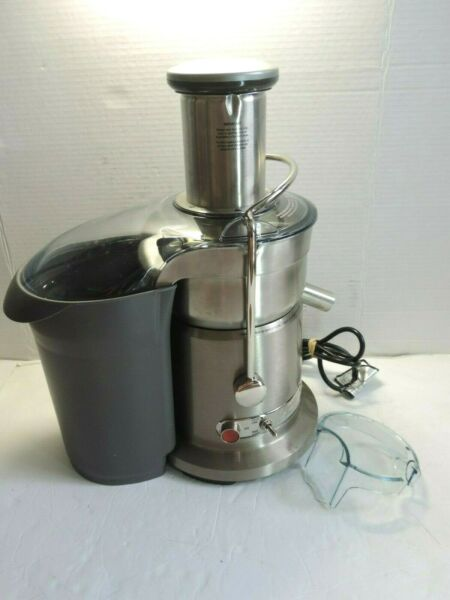 Breville Fountain Elite 1000W Electric Juicer 800JEXL ** No Filter Included***