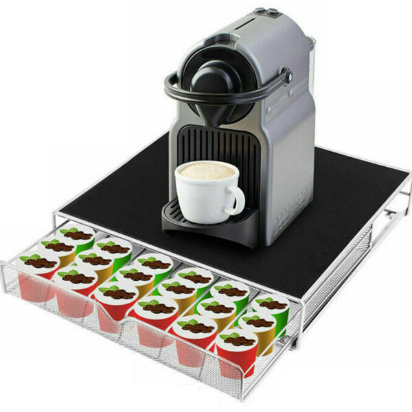 36 K cup Storage Drawer Holder for Keurig K cup Coffee Pods Stand Organizer Rack