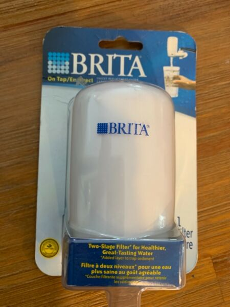 Brita On Tap On End Faucet Replacement Filter Never Opened