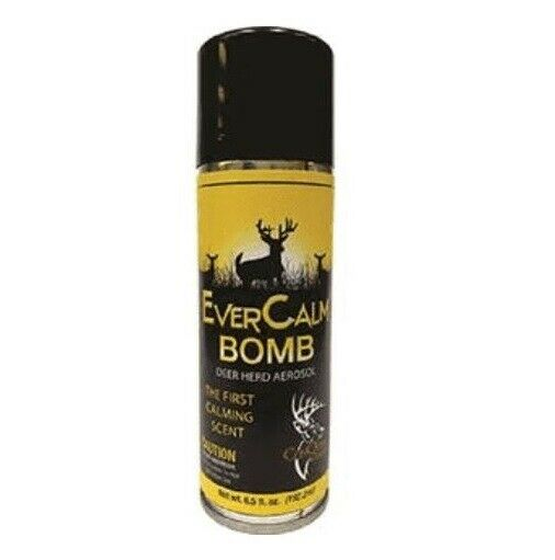 Conquest Scents 160225 Ever Calm Bomb Deer Buck Hunting Game Scent Lure