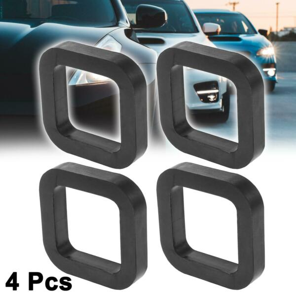 4pcs 2 Inch Car Hitch Receiver Pad Cushion Between Receivers and Tow Hitches $16.49