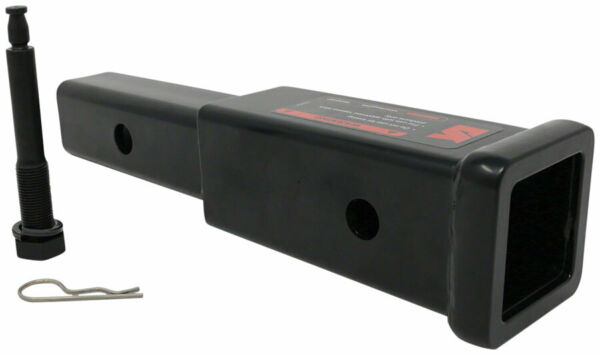 NEW Yakima StraightShot Receiver Hitch Extender 7.25quot; Extension 2quot; Receiver $59.00