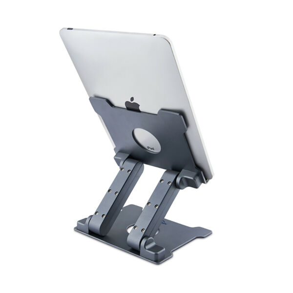 Tablet StandAdjustable Aluminum Stand Holder for iPad Pro Samsung Surface Pads $26.99