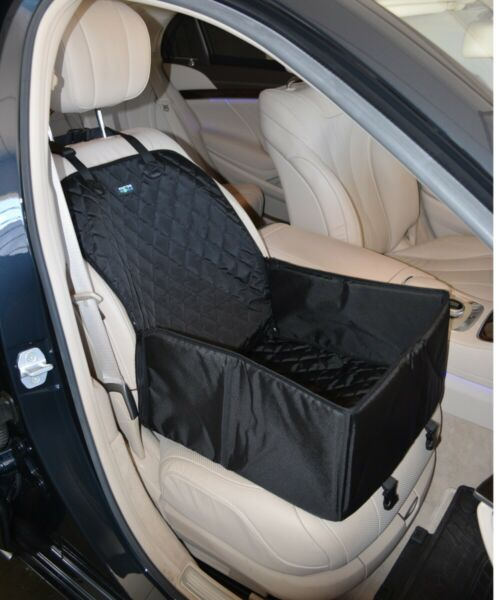 Pet Dog Seat Cover Hammock For Car Back Rear Back Seat Protector Pad Waterproof $18.04