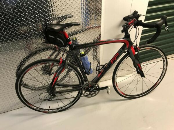 Pinarello FP3 Full Carbon Frame Race Bike Bicycle SRAM Rival Max Force SIZE 53 $2499.49