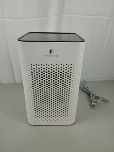 Medify Air Purifier MA 25 CADR 250 H13 True HEPA Activated Carbon 500 Sq. ft. $130.49