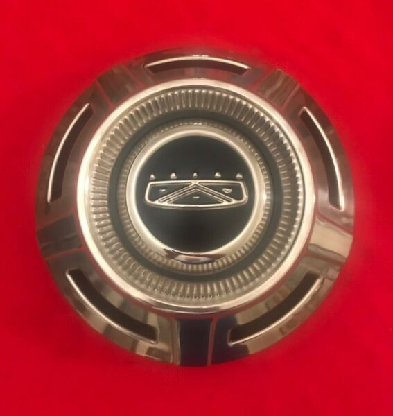FORD TRUCK POVERTY STAINLESS DOG DISH HUBCAP 1967 1979 NOS? $150.00