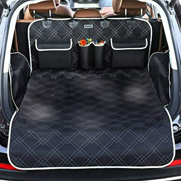 Pet Cargo Cover Liner for SUV and Car Non Slip Waterproof Dog Seat Cover Black $61.98