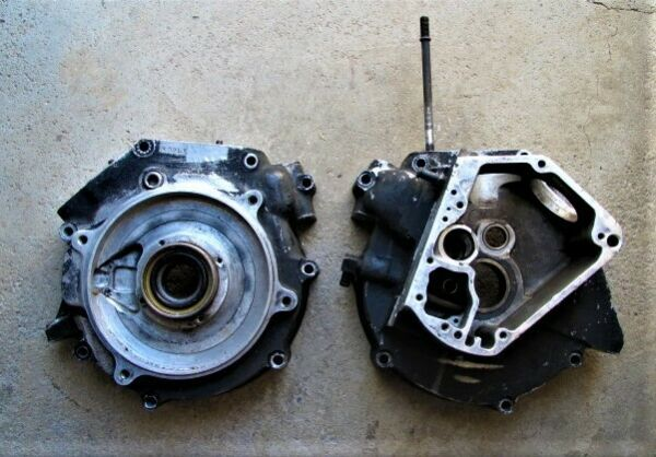 Used Repair Parts Harley EVO Evolution Engine Case Cases Matched 24563 84 Crank $224.99