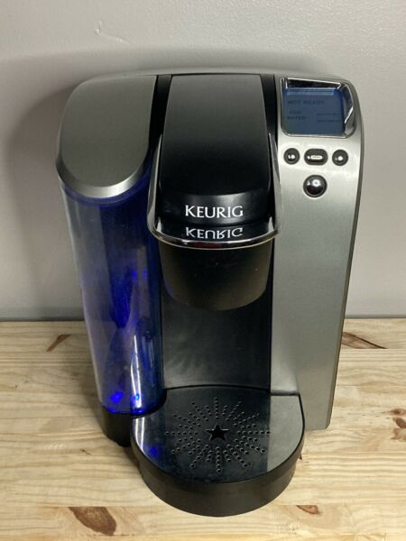 Keurig B70 Single Serve Coffee Maker Tested and Working