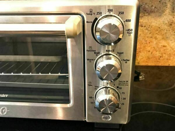 NEW OSTER COUNTER TOP CONVECTION TOASTER OVEN.Brand New Save Now