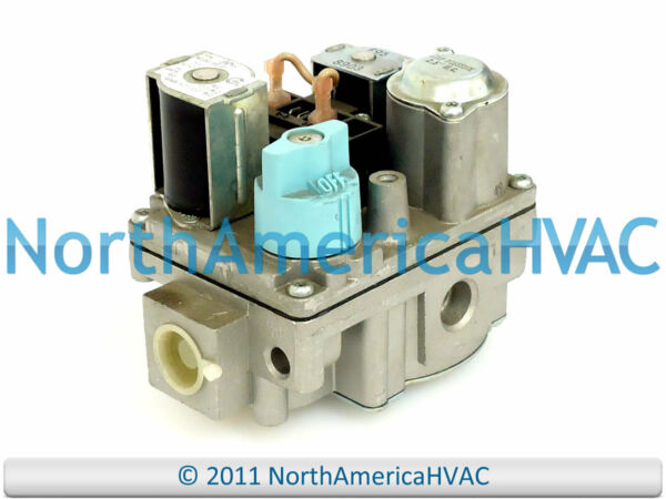 ICP Heil Tempstar Furnace LP Gas Valve 36E03 206 1585965 w 6 Burner Orifices