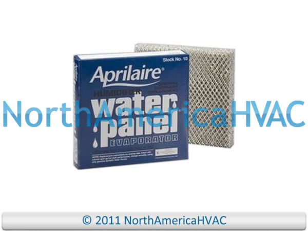 10x OEM #10 10 Aprilaire Furnace Humidifier Water Panel Filter Pad 500 550