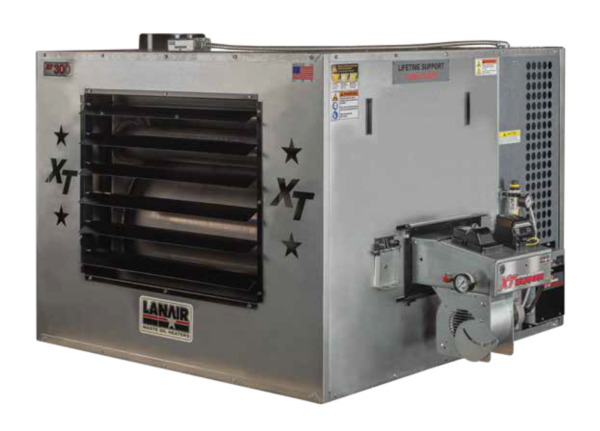 Waste Oil HeaterFurnace Lanair MX250  HEATER ONLY  FREE SHIP wpumpfilter