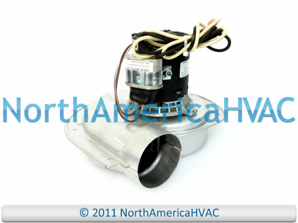OEM York Luxaire Coleman Furnace Vent Inducer Motor 026 35589 000 S1 02635589000 $248.95