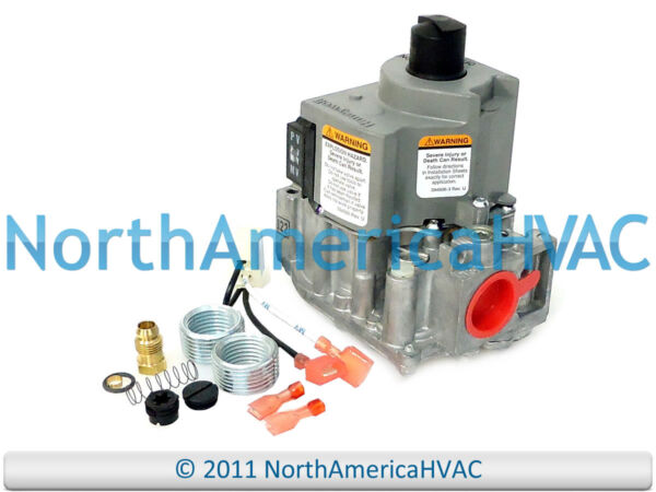 Honeywell Furnace Elctrnc Ignition Gas Valve VR8205M2476 VR8205M 2476 NATLP GAS