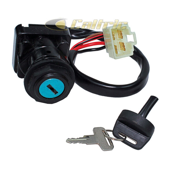 Ignition Key Switch for Polaris Sportsman 500 Rse 1999 Atv  4110209