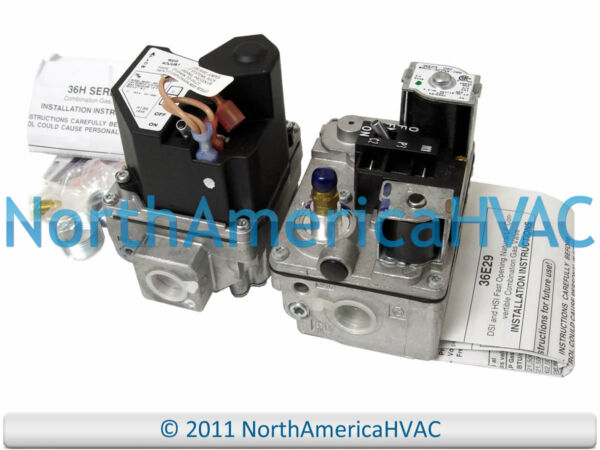 York Luxaire Coleman Furnace Gas Valve 025 25437 000 S1 02525437000 $162.95