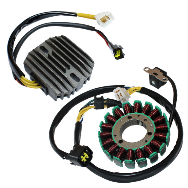 Stator amp; Rectifier W Pick Up Coil for Suzuki DR Z400E DR Z400Sm 05 09 14 16 $51.34