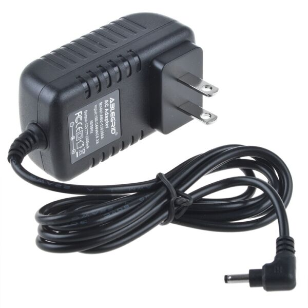 AC Adapter Power Supply Charger for Sylvania SDVD7015 7