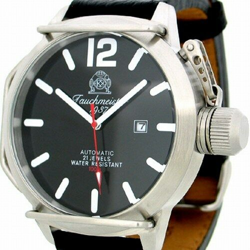 German U-Boot DATE AUTOMATIC crown protection system T0132