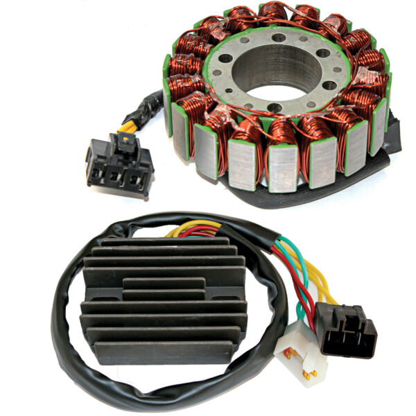 Stator amp; Regulator Rectifier for Honda CBR600F4 CBR600F4I 2001 2002 03 04 05 06 $67.00