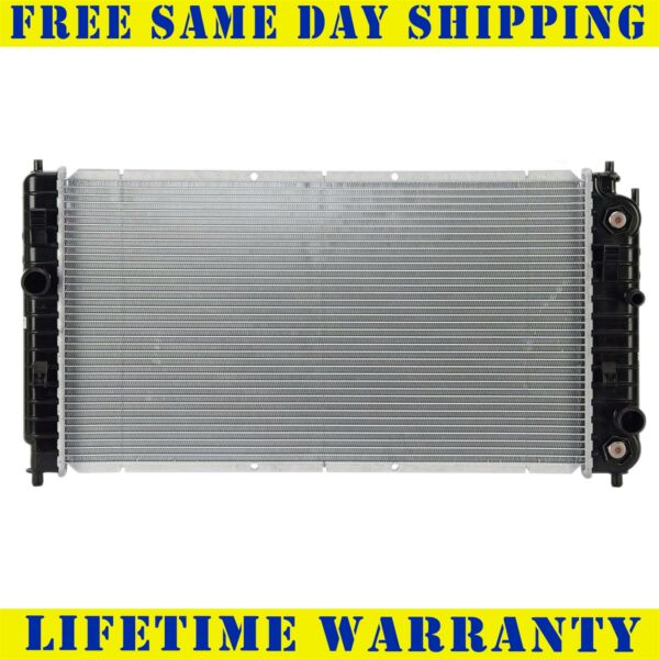 Radiator For Chevy Pontiac Olds Fits Malibu Cutlass Grand AM 2264