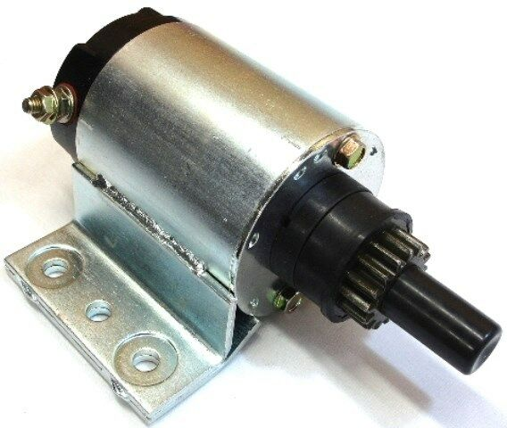 New Starter for John Deere 110 w Kohler 8HP Engine