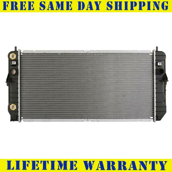 Radiator For 2001-2005 Cadillac DeVille Oldsmobile Aurora 4.0 4.6L Free Shipping