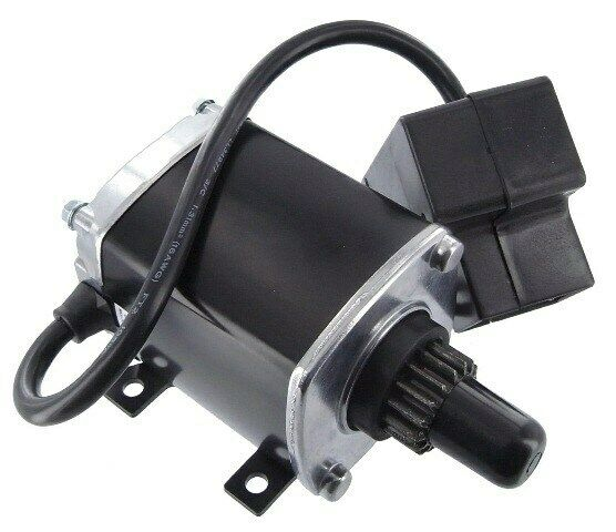 New Electric Starter for Tecumseh Snow Blower 33328 33328D