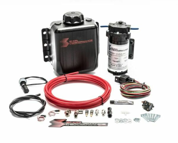 SNOW PERFORMANCE SNO-201 STAGE 1 WATER METHANOL INJECTION KIT BOOST COOLER GAS!!