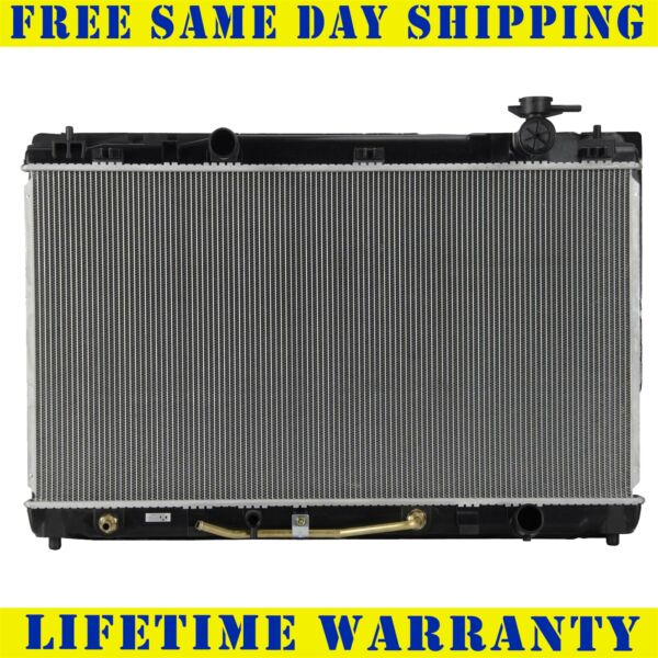 Radiator For 2007-2011 Toyota Camry 4CYL 2.4L 2.5L Lifetime Warranty