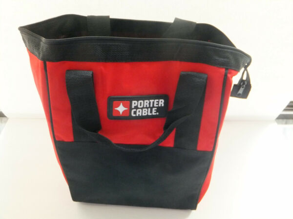 Porter Cable 18V 20V Impact Driver or Drill Storage Tool Bag Contractor Bag N