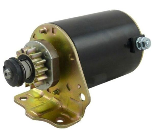 Starter New for BRIGGS and Stratton 7 thru 18 HP with STEEL GEAR 693551 $38.75