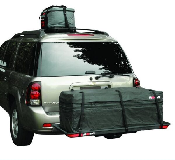 HITCH TRAY CARGO BAG RAINPROOF EXPANDABLE Travel Luggage Carrier Car Suv Van NEW $82.98