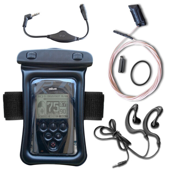 XP Deus Certified Underwater Water Kit for LCD Remote or WS 4 Control Pod D KITC $55.95