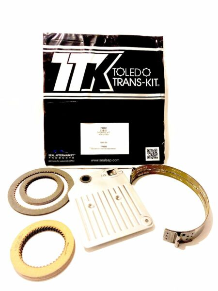 AOD Transmission Rebuild Kit 1980-1993 with Filter 2WD Clutches Band
