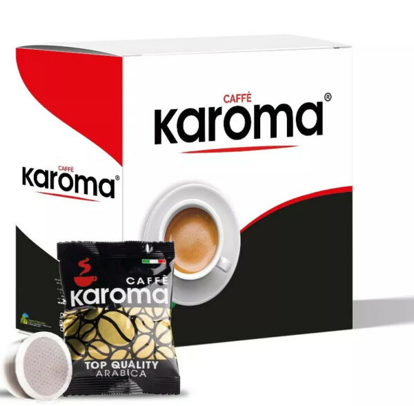 200 Capsules Compatible With Lavazza Espresso Point Pods. Top Quality Arabica