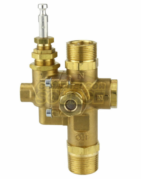 Gas Air Compressor Unloader Check Valve Combo 145 175 PSI 3 4quot; Inlet amp; Outlet $52.95