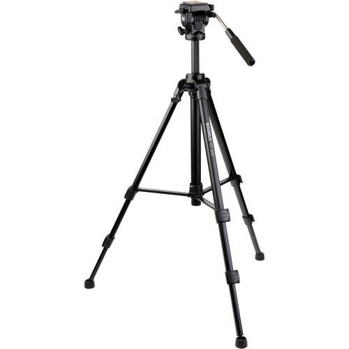 Magnus VT 300 Video Tripod with Fluid Head