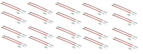 (40) New Universal SNOW PLOW BLADE MARKER GUIDES for Boss MSC01870 Western 62265