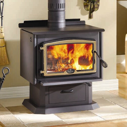 Osburn 2000 High Efficiency EPA Woodburning Stove with Blower