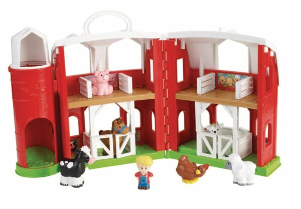 Fisher-Price Little People Animal Friends Farm Toy  New Free Shipping