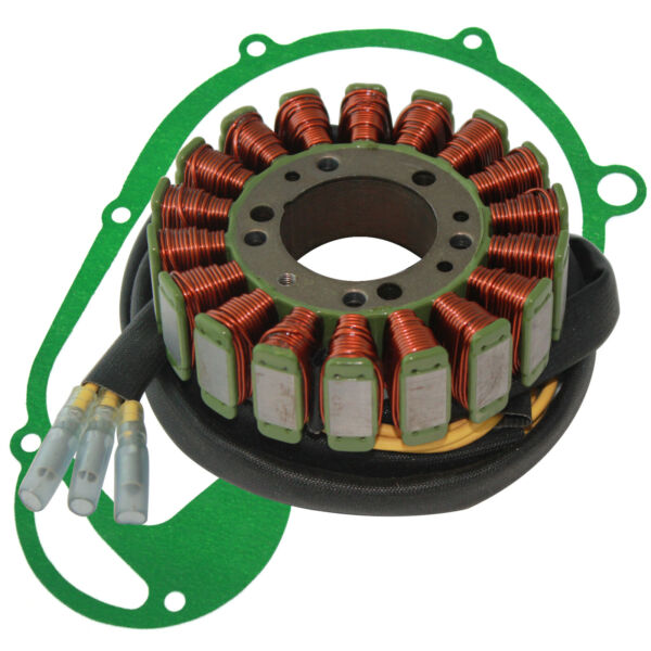 Caltric Stator and Gasket for Suzuki GS650E 1981 1982 31401 47020 31400 47020 $44.86